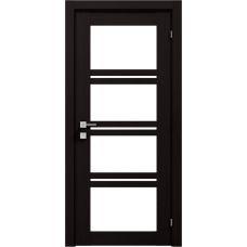 двери Rodos Modern Quadro ПО венге шоколадный
