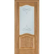 Двери 03 ПО шпон Дуб светлый Classic Terminus