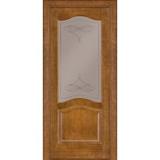 Двери 03 ПО шпон Дуб темный Classic Terminus